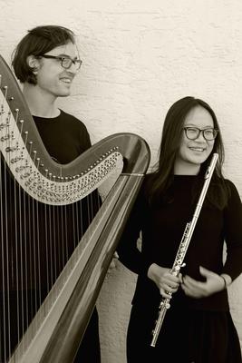 Bild: Duo Shen/Mangold - Klassik Matinee