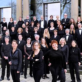 Bild: 4. Chorkonzert & 4. Orgel-Akzent - Chor & Orgel