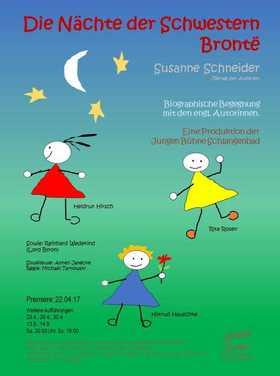 Bild: Susanne Schneider: Die Nächte der Schwestern Brontë - 3. Vorstellung