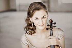 Holzhausenkonzerte - klavierplus - Konzert mit Franziska Hölscher und Lauma Skride