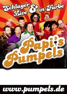 Bild: Schlagertopfparty mit Papis Pumpels