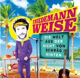 Bild: Friedemann Weise - Anarcho Humor mit Musik