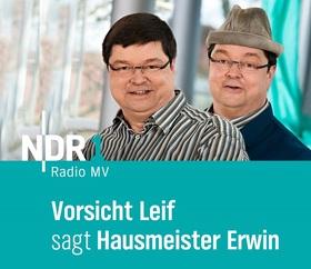 Bild: Vorsicht Leif sagt Hausmeister Erwin - Telefonstreiche live auf der Bühne