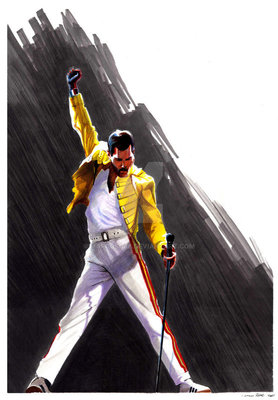 SHOW MUST GO ON - A Tribute to Freddie Mercury