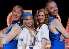Bild: DANCING QUEEN - die ABBA-Show - mit allen großen Hits