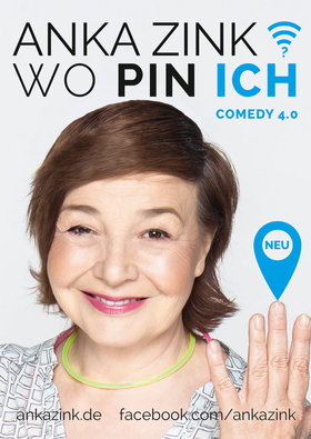 "Bild: Anka Zink - ""Wo pin ich"""