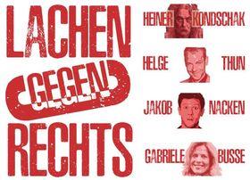 Bild: Lachen gegen Rechts - Benefiz-Comedy-Mixed-Show