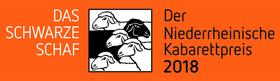 Bild: Das schwarze Schaf - Der Niederrheinische Kabarettpreis 2018