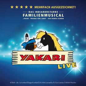 Bild: YAKARI LIVE - Die Erfolgstournee geht weiter!