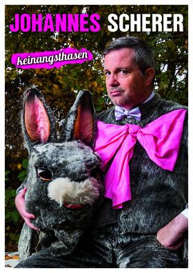 Bild: Keinangsthasen - Comedy mit Johannes Scherer