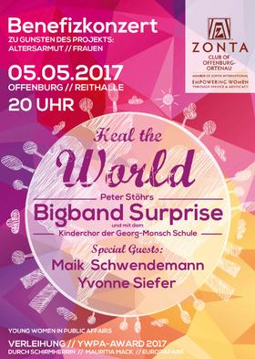 Bild: Peter Stöhrs Bigband Surprise