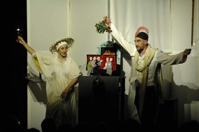 Bild: Die Weihnachtsgeschichte nach Charles Dickens