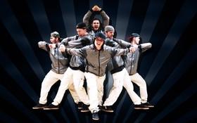 Bild: Burgtanznacht - Eine Tanzshow mit verschiedenen Acts zwischen Salsa und Hip Hop