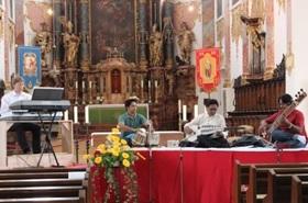 Bild: Maharaj Trio meets Organ - Crossover-Concert