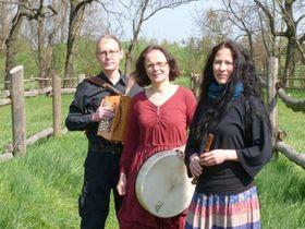 Bild: 18. Kultursommer - Konzert mit Sveriges Vänner - Schwedische Folkmusik mit dem Leipziger Trio