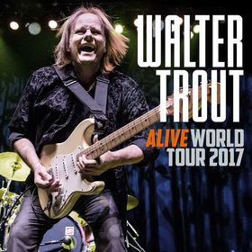 Bild: WALTER TROUT (USA) - New Studio Album - World Tour 2017