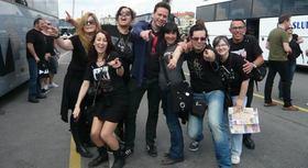 Bild: Depeche Mode Bus Tour - Budapest - Sightseeing for DM fans