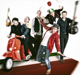 Bild: AZZURRO - Italo-Pop-Revue - von Stefan Tilch und I Dolci Signori