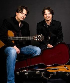 Bild: Gitarrenduo-Konzert Katona Twins -