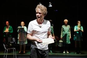Bild: Die Leiden des jungen Werther - Stadttheater Aachen