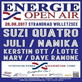 Bild: Energie Open Air 2017 - Das Sommerfest der Städtische Werke Angermünde GmbH