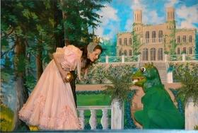 Bild: Der Froschkönig - Allgäuer Märchentheater