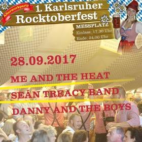 Bild: 1. Karlsruher Rocktoberfest - Afterwork Party im Bayrischen Festzelt
