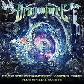 Bild: Dragonforce + Twilight Force présentés par Artefact Prl en accord avec Veryshow productions