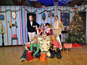 Bild: Conni und das ganz spezielle Weihnachtsfest