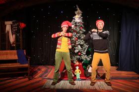 Bild: Kindertheater Radelrutsch - Wie wir in Bullerbü Weihnachten feiern oder: Tannenbaumtänze und Pfefferkuchenduft