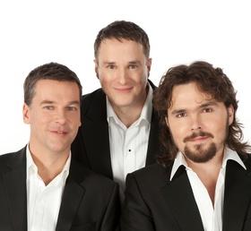 Bild: Die Jungen Tenöre  -  Konzert
