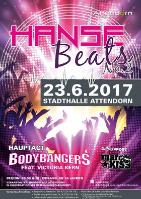 Bild: Hanse Beats No. 2 - mit den Bodybangers feat. Victoria Kern