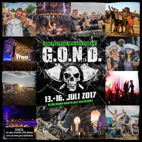 Bild: G.O.N.D. 2017 - Festivalticket