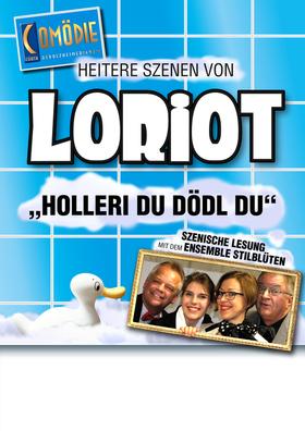 Bild: Heitere Szenen von Loriot - Holleri Du Dödl Du