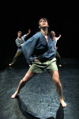 Bild: Junge Choreografen