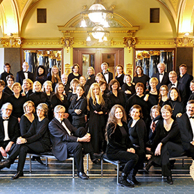 Bild: 2. Chorkonzert - Weihnachten in der Welt