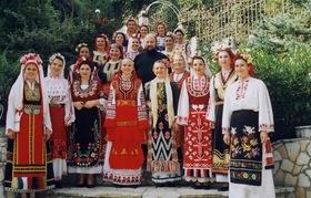 Bild: The Bulgarian Voices Angelite - Jubiläumstour 30 Jahre - Frauenstimmen voller Magie