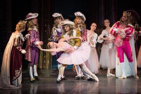 Bild: Dornröschen - Russisches Ballettfestival Moskau