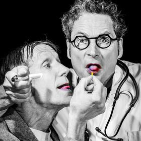 Bild: Beim Psychiater - oder die Welt der Neurosen, von Cornelius Schnauber - Komödie von Cornelius Schnauber