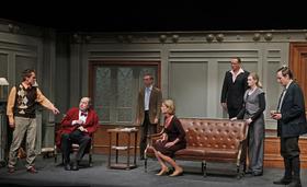 Bild: Die Mausefalle - Der Kriminal-Klassiker von Agatha Christie
