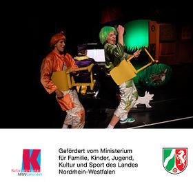 Bild: Max und Moritz - Familienmusical - Max und Moritz rocken die Bühne!