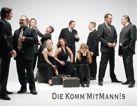 Bild: Die Komm' Mit Mann!s - Soul aus dem Ruhrgebiet