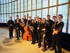 Bild: Mecklenburgische Bläserakademie - Kammermusikprojekt - Orchesterakademie bei der Staatskapelle Bln. & Musiker der HMT Rostock.