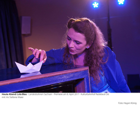 Bild: Heute Abend: Lola Blau - Musical für eine Darstellerin von Georg Kreisler - LBS