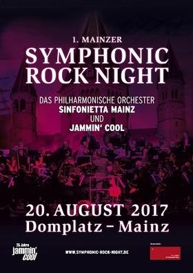 Bild: 1. MAINZER SYMPHONIC ROCK NIGHT - Das Philharmonische Orchester Sinfonietta Mainz und Jammin' Cool