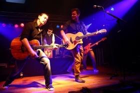 Bild: LIVE IM ALTEN BRAUEREIKELLER - Die Gitarrenhelden