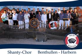 Bild: Shanty Chor Benthullen Harbern