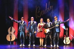 Bild: Buddy in Concert - Die Rock´n´Roll-Show