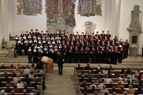 Bild: Benefiz-Konzert - zu Gunsten der Olgäle-Stiftung für das kranke Kind e.V.