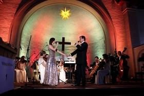 Bild: Weihnachtskonzert, Ronny Heinrich und seine Oranienburger Schloßmusik